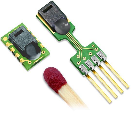 Sensirion数字温湿度传感器 SHT71